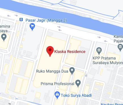 Klaska Residence Maps